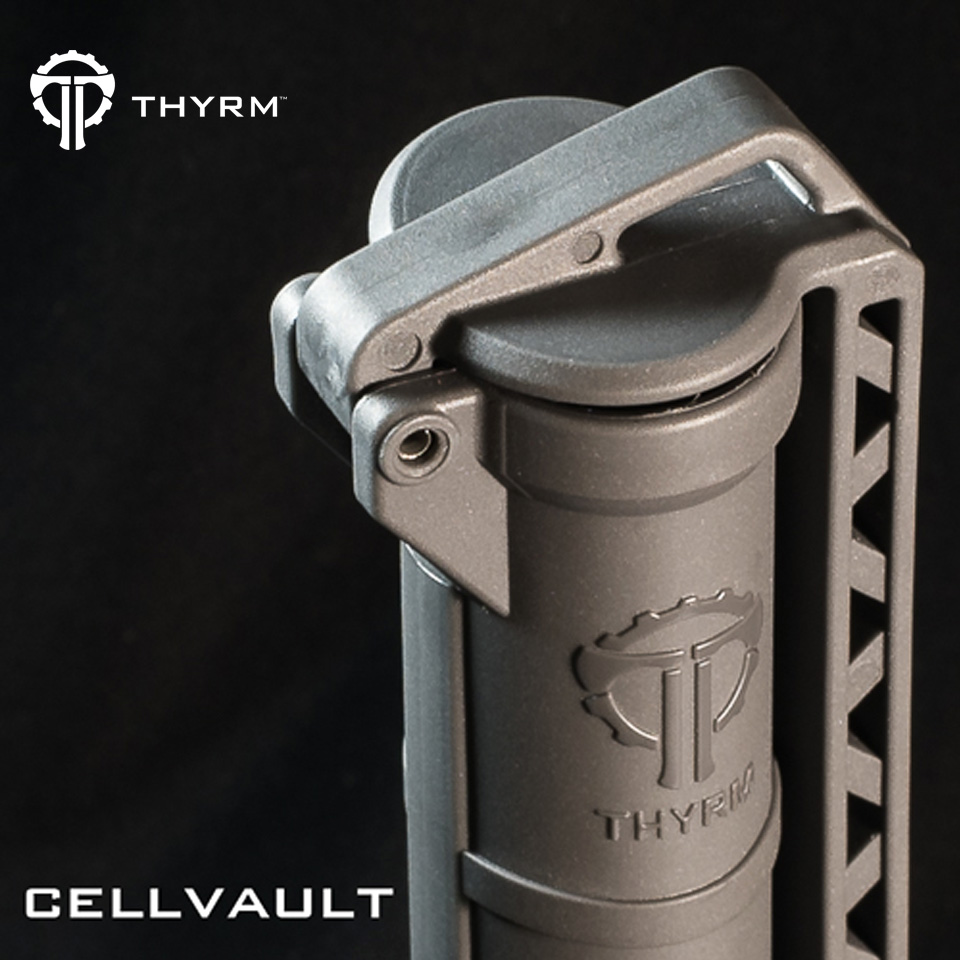 CellVault Battery Storage