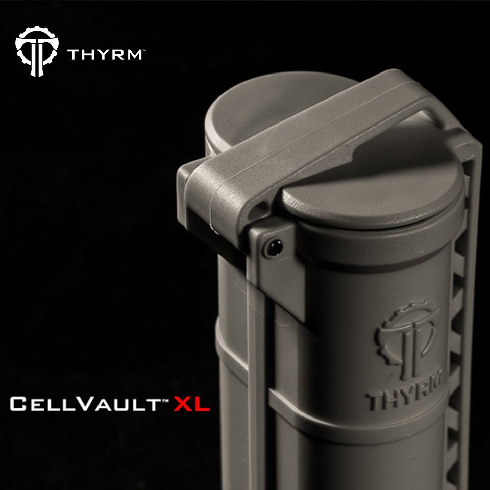 CellVault XL Battery Storage