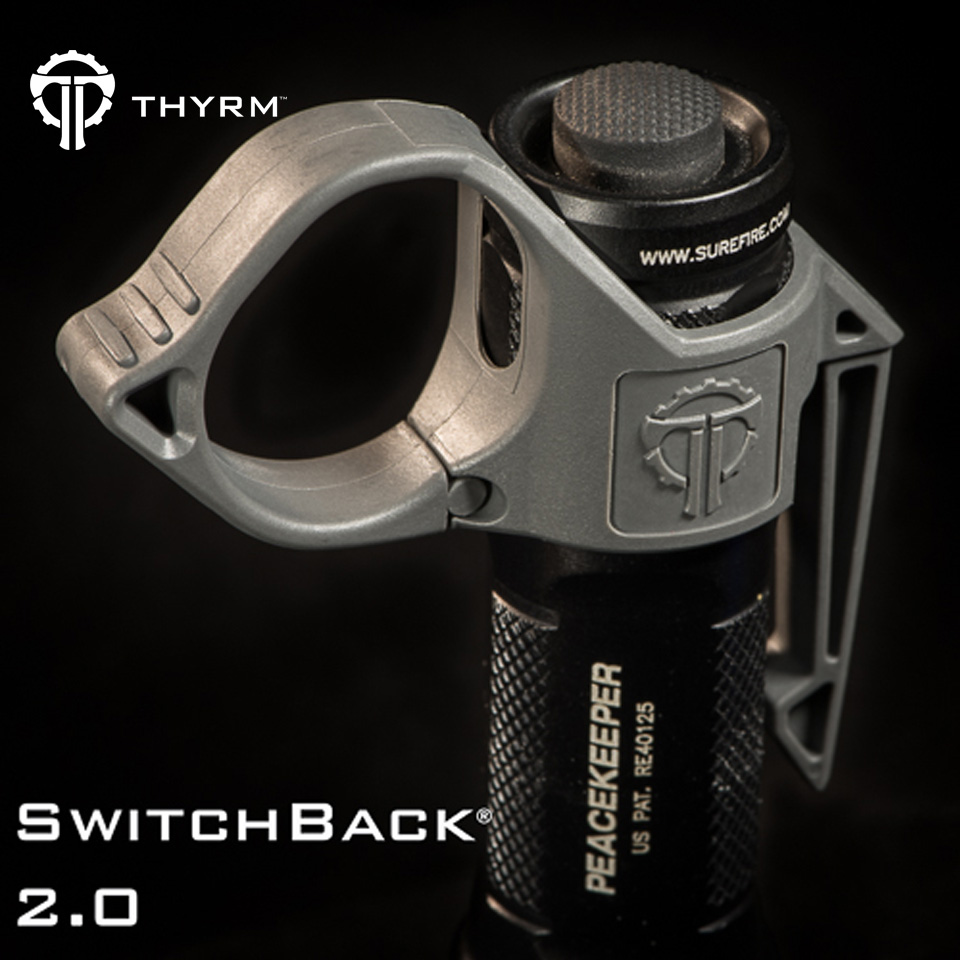 SwitchBack 2.0 Large Flashlight Ring