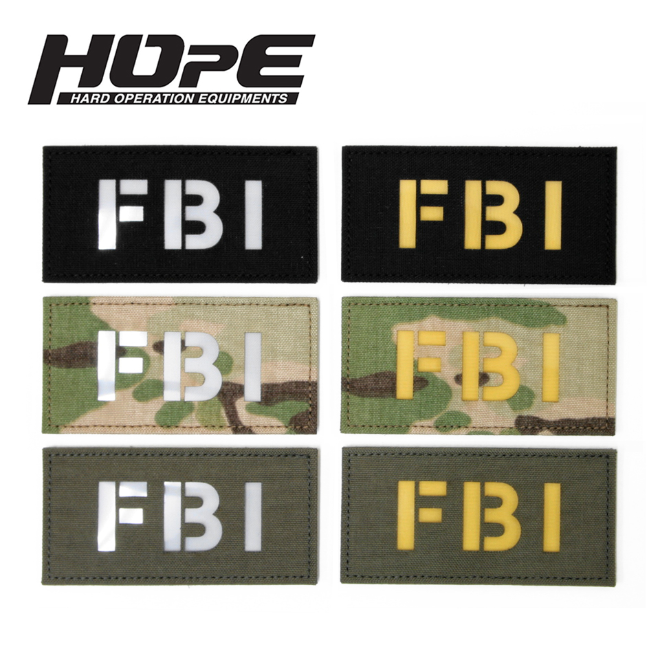 Patch 2x4-FBI