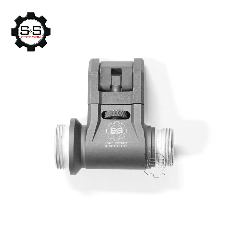 IFM CAM (DIAL AND CLAMP) Grey / R
