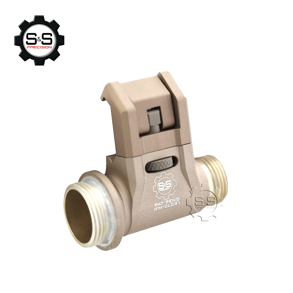 IFM CAM (DIAL AND CLAMP)