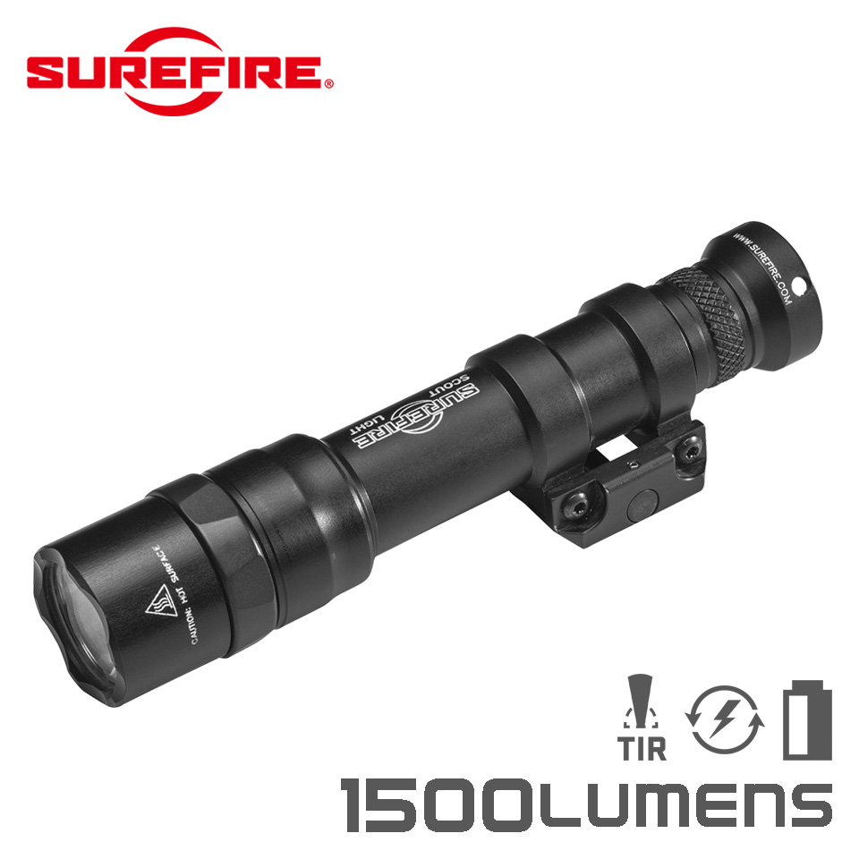 M600DF - Dual Fuel LED Scout Light