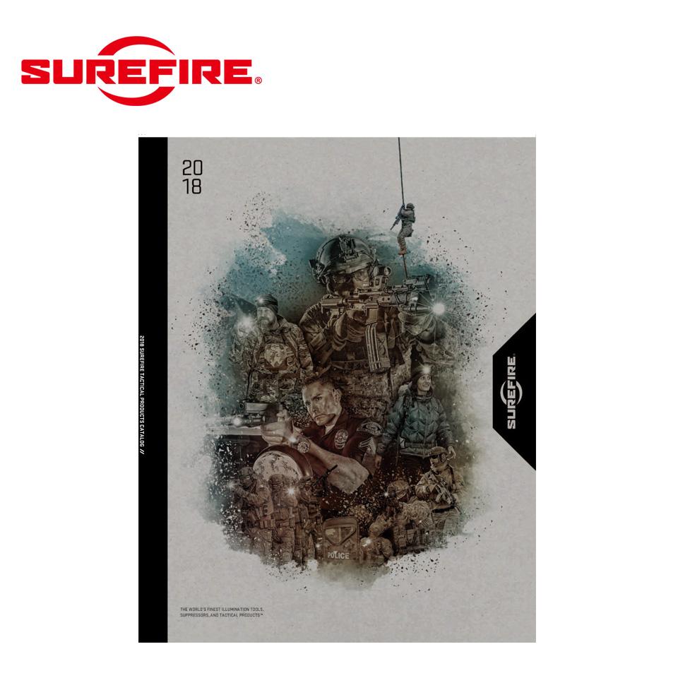 SUREFIRE 2018 日本語カタログ