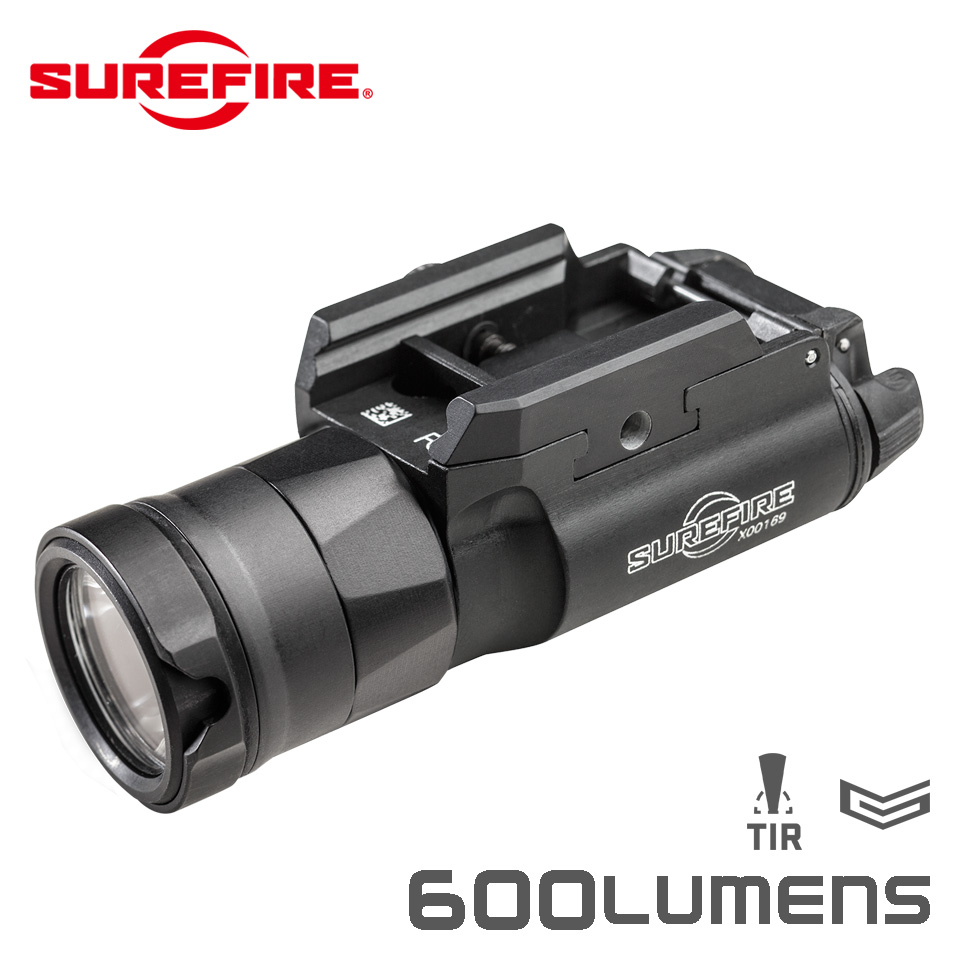 X300UH-B - Ultra-High-Output White LED WeaponLight