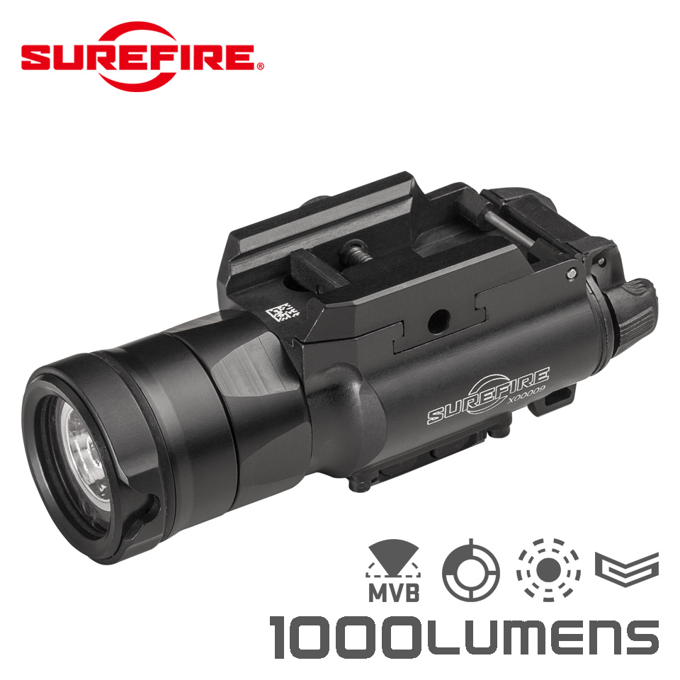 XH35 - Ultra-High Dual Output White LED WeaponLight
