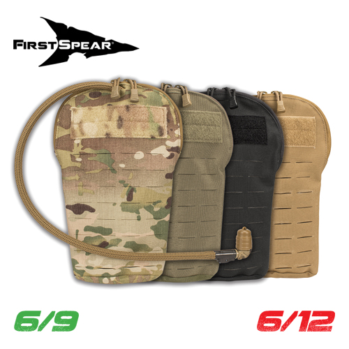 Hydration Pouch 1 Liter (34 OZ) 6/12 - Coyote