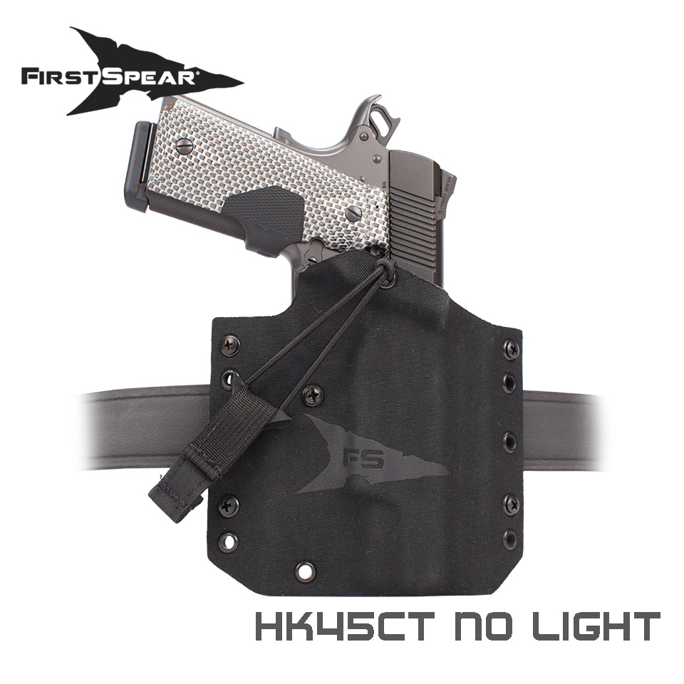 HK SSV Pistol Holster - H&K 45CT No Light