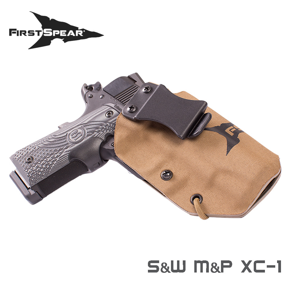 SSV In-The-Belt Holster - S&W M&P Duty 9/40 XC-1