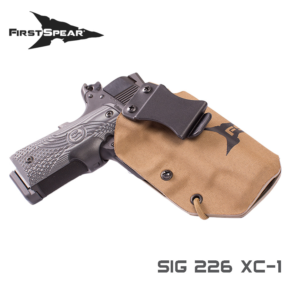 SSV In-The-Belt Holster - Sig p226 XC-1