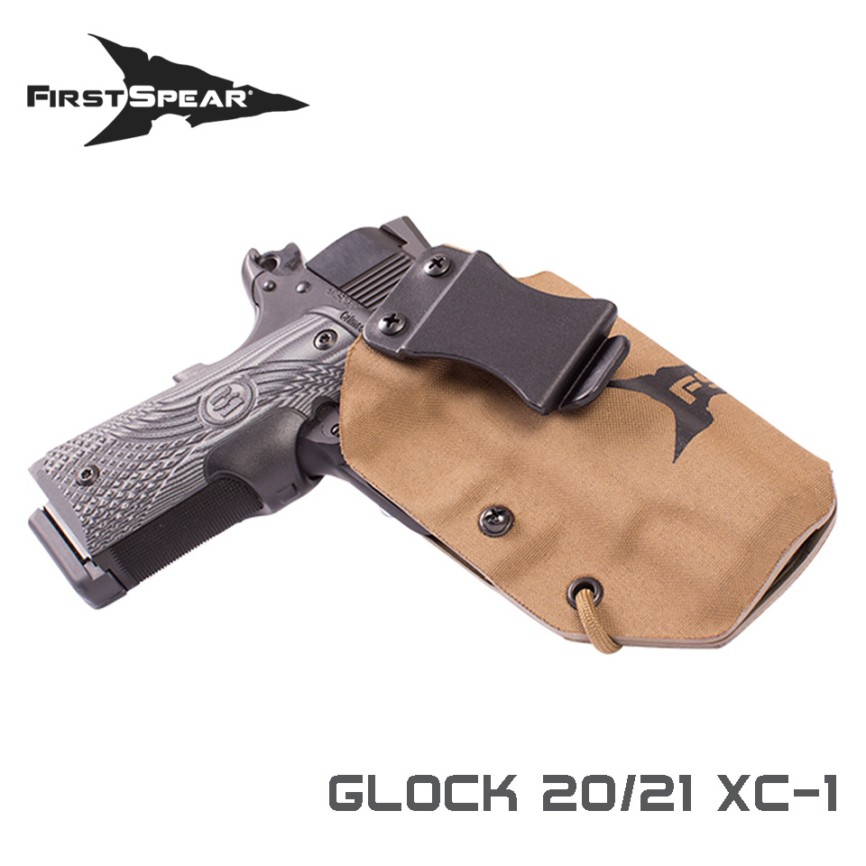SSV In-The-Belt Holster - Glock 21  XC-1