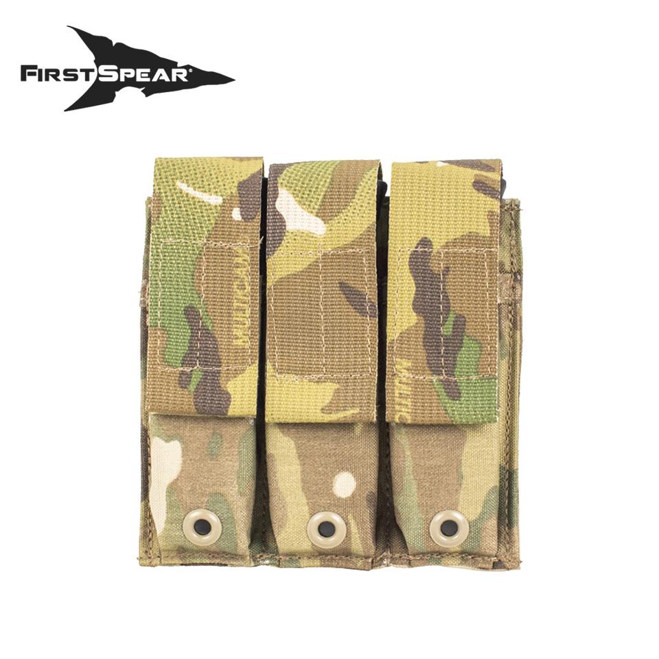 Pistol Magazine Pocket, Triple