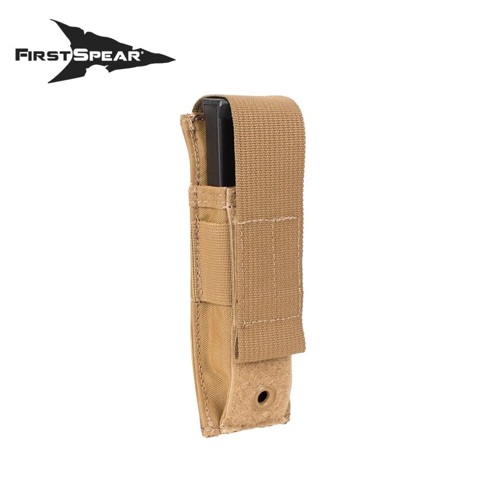 Extended Pistol Mag Pocket