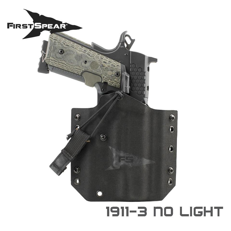 SSV Pistol Holster - 1911-3 No Light