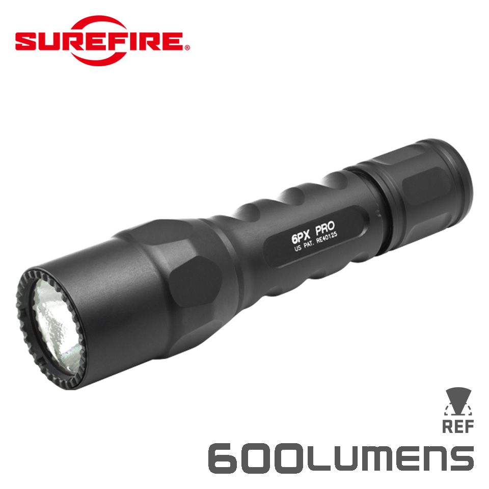 6PX PRO - Dual-Output LED Flashlight