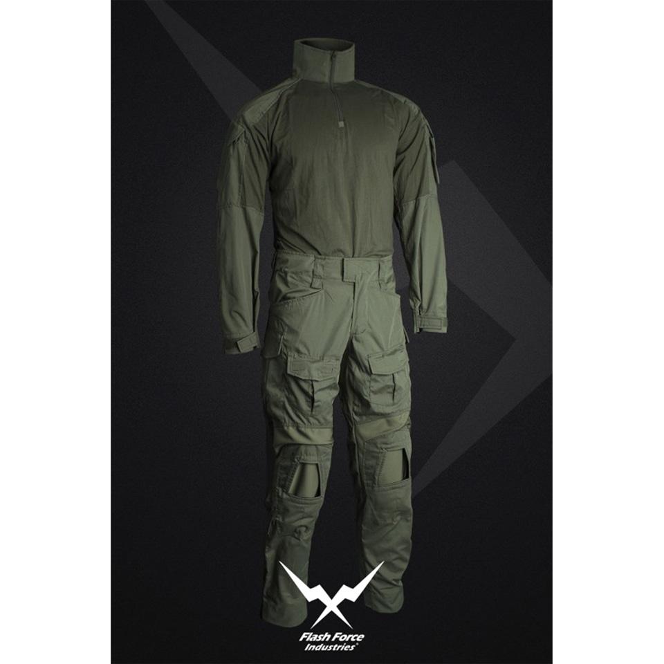 Ranger Green G3 Combat Set w/Pads