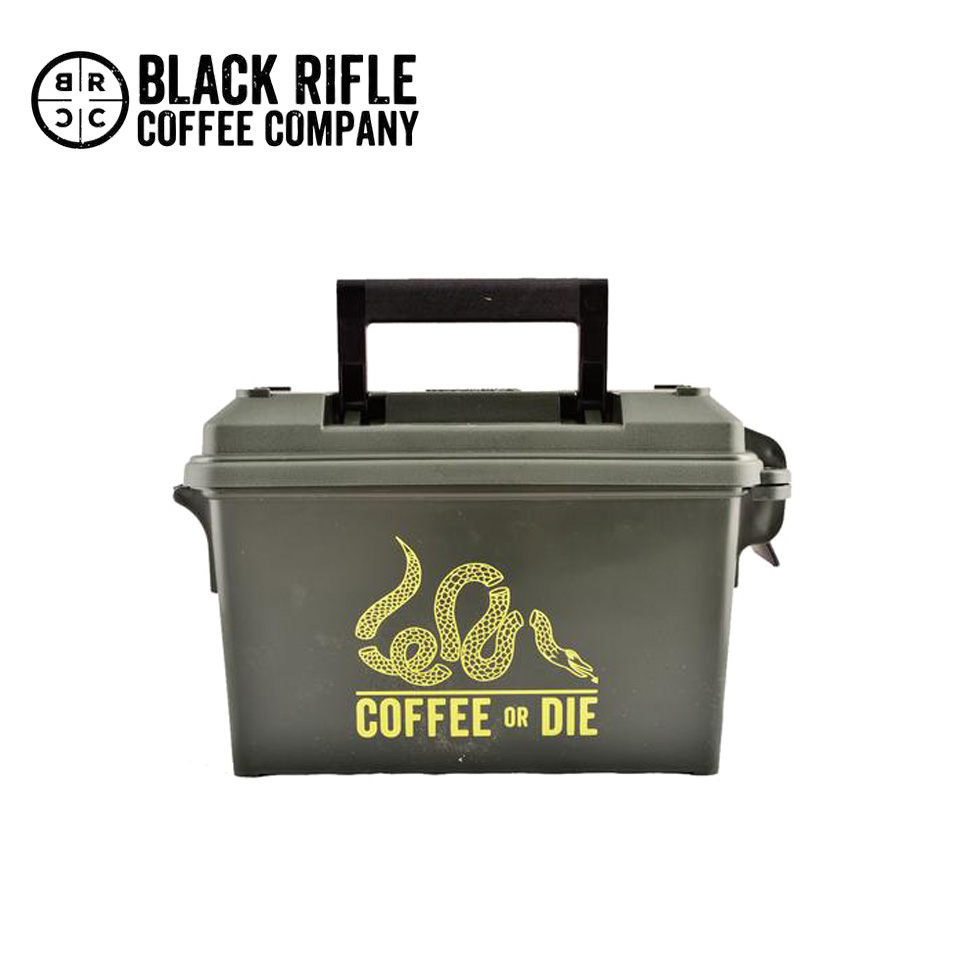 BRCC COFFEE CAN