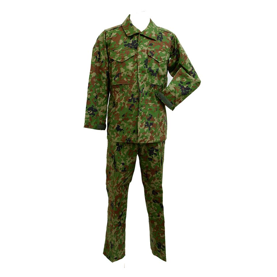 自衛隊戦闘服3型迷彩(RST)