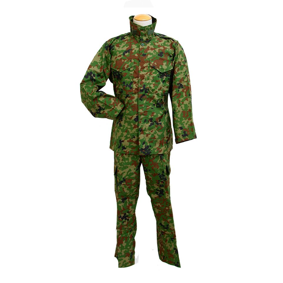 自衛隊戦闘服3型迷彩(RST防暑)