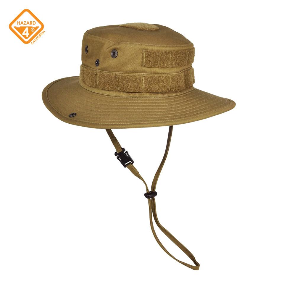 SunTac - tactical/modular sun hat