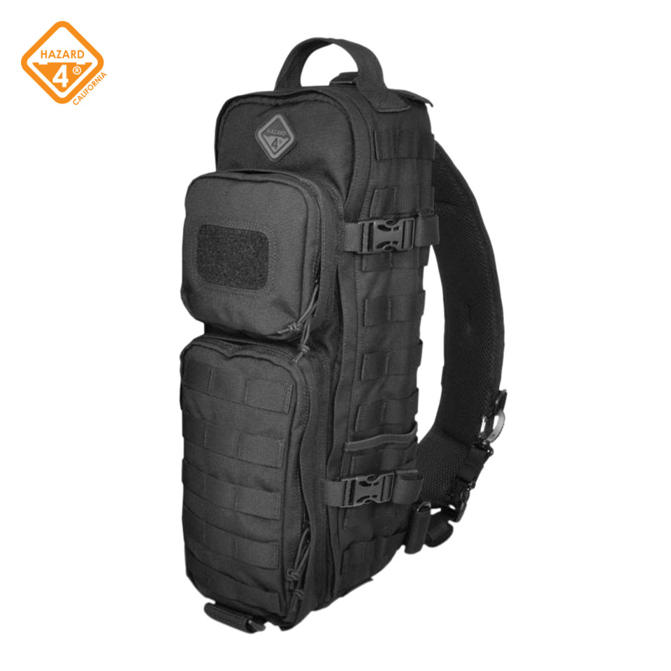 Plan-B - front/back modular sling pack