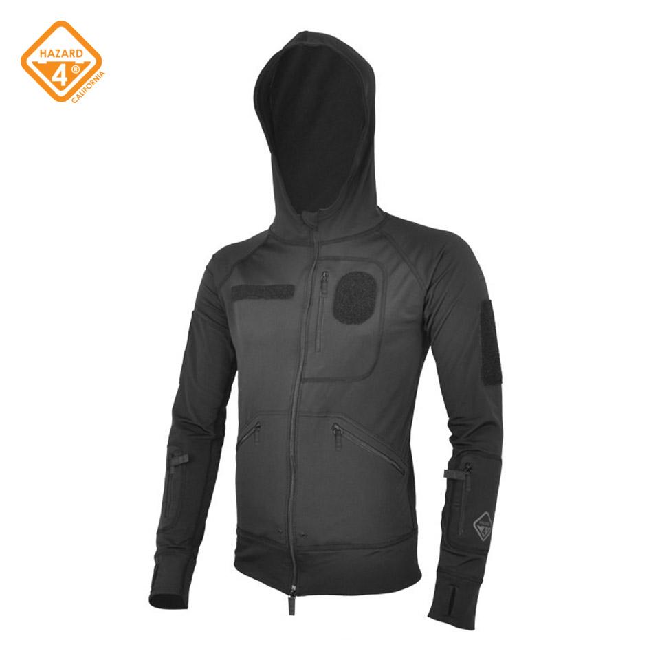 Beachhead - fuzzy lycra hoodie