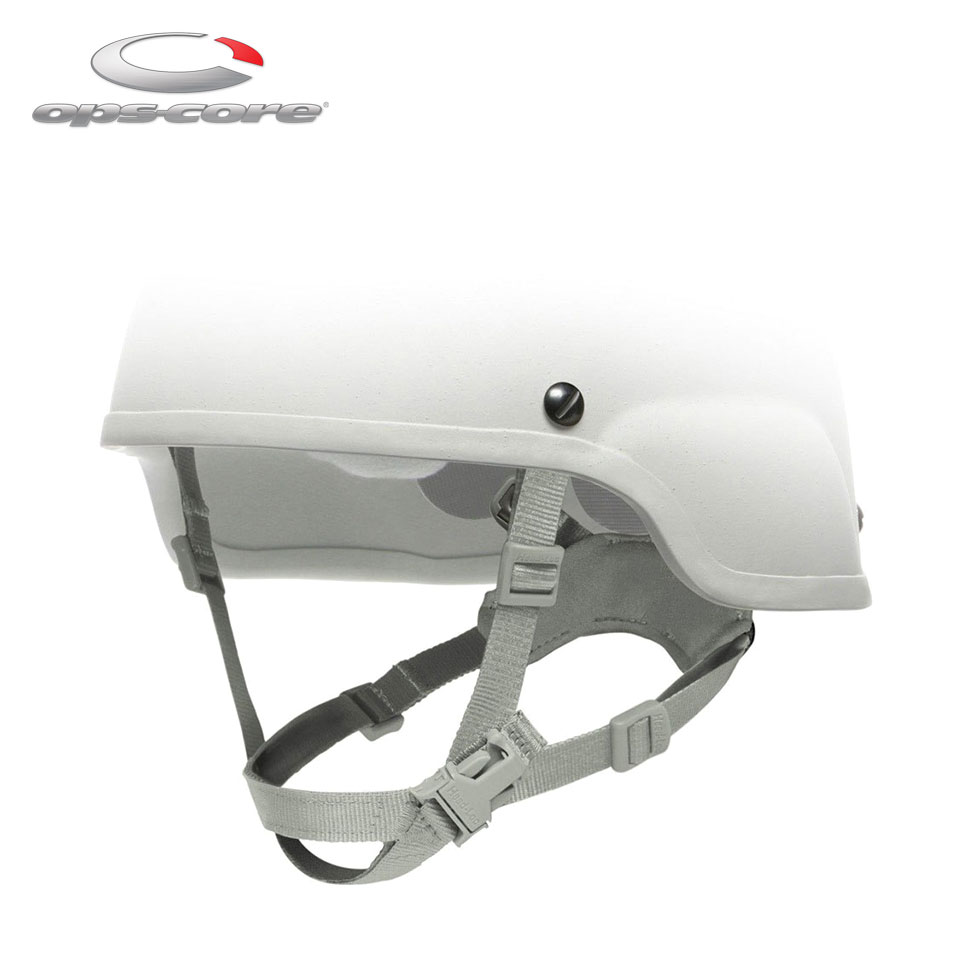 HEAD-LOC 4-POINT CHINSTRAP - X-NAPE【EAR対象製品】