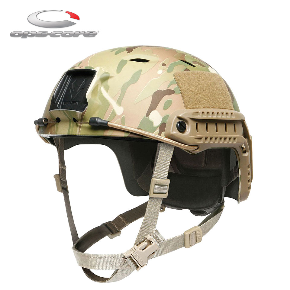 FAST BUMP HIGH CUT HELMET - MULTICAM【EAR対象製品】
