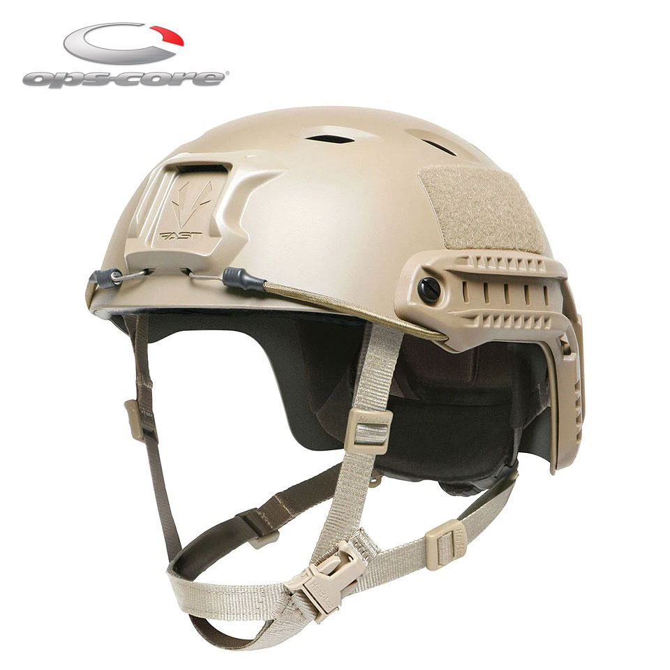 FAST BUMP HIGH CUT HELMET URBAN TAN