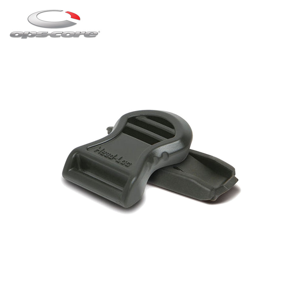 19MM GOGGLE-SWIVEL CLIPS WITH SHOES RAIL ADAPTER