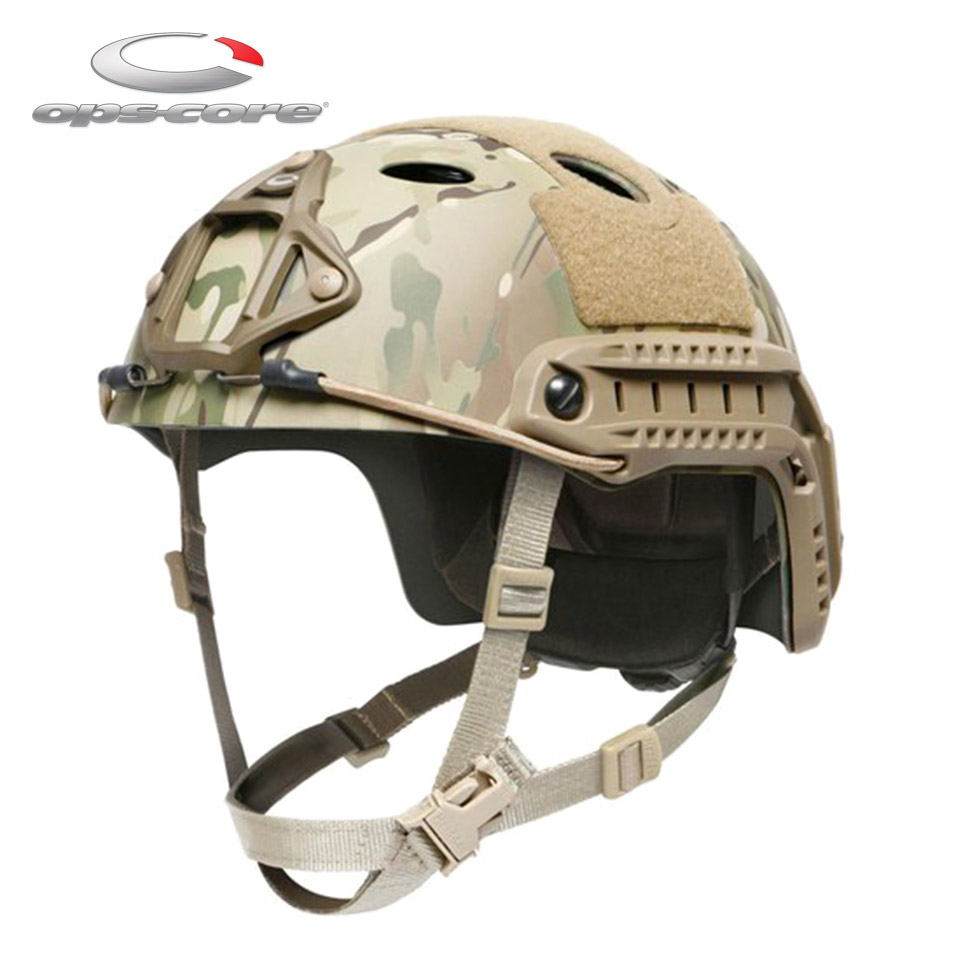 FAST CARBON HIGH CUT HELMET - MultiCam / XL(L/XL)【EAR対象製品】