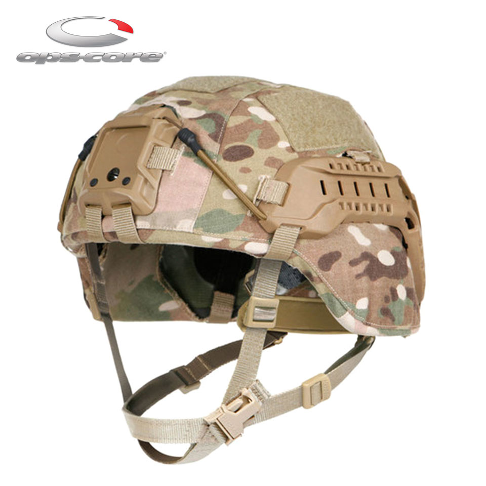MISSION CONFIGURABLE HELMET COVER