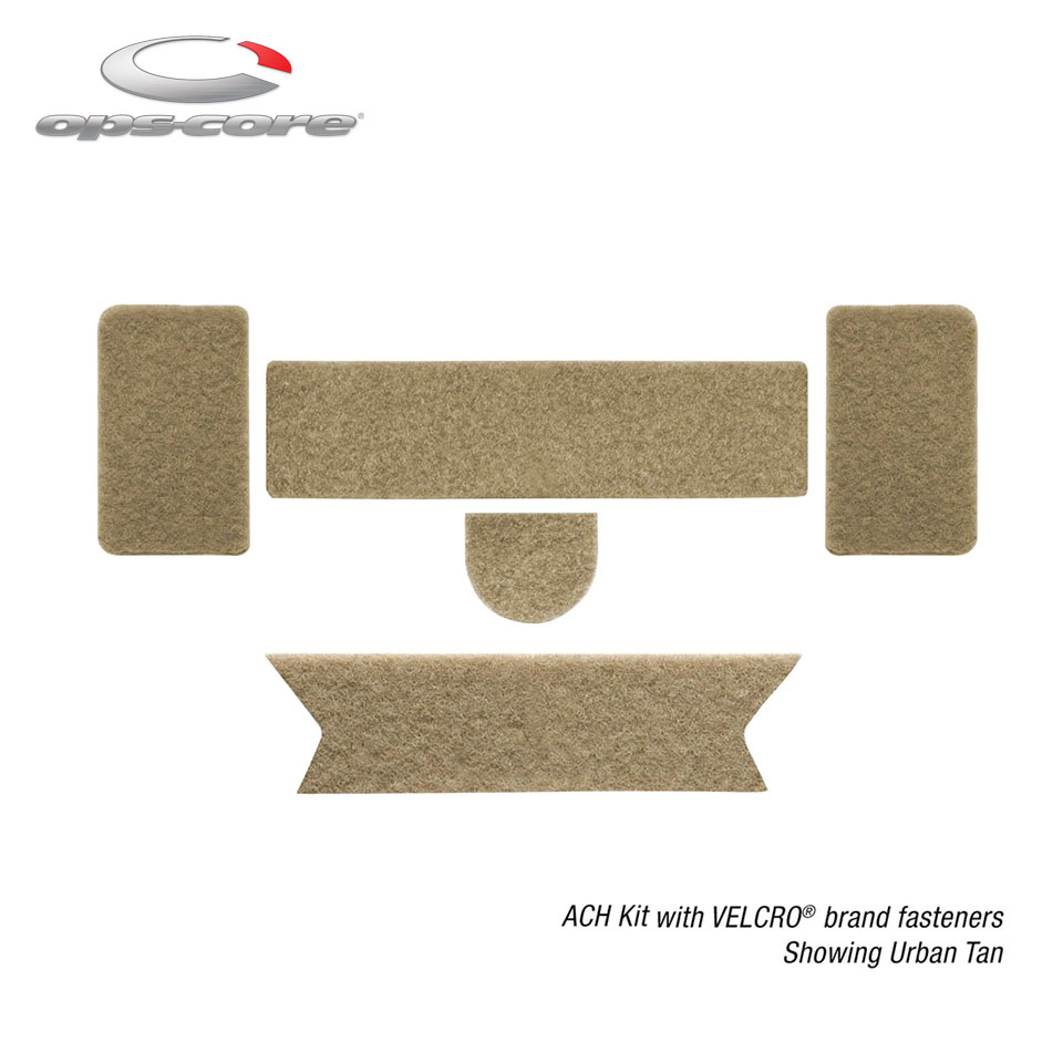EXTERIOR VELCRO REPLACEMENT KITS - ACH【EAR対象製品】