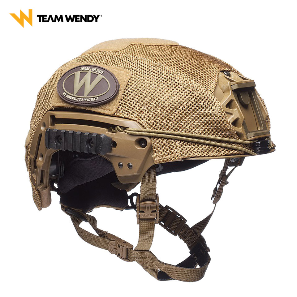 EXFIL CARBON AND LTP HELMET COVERS