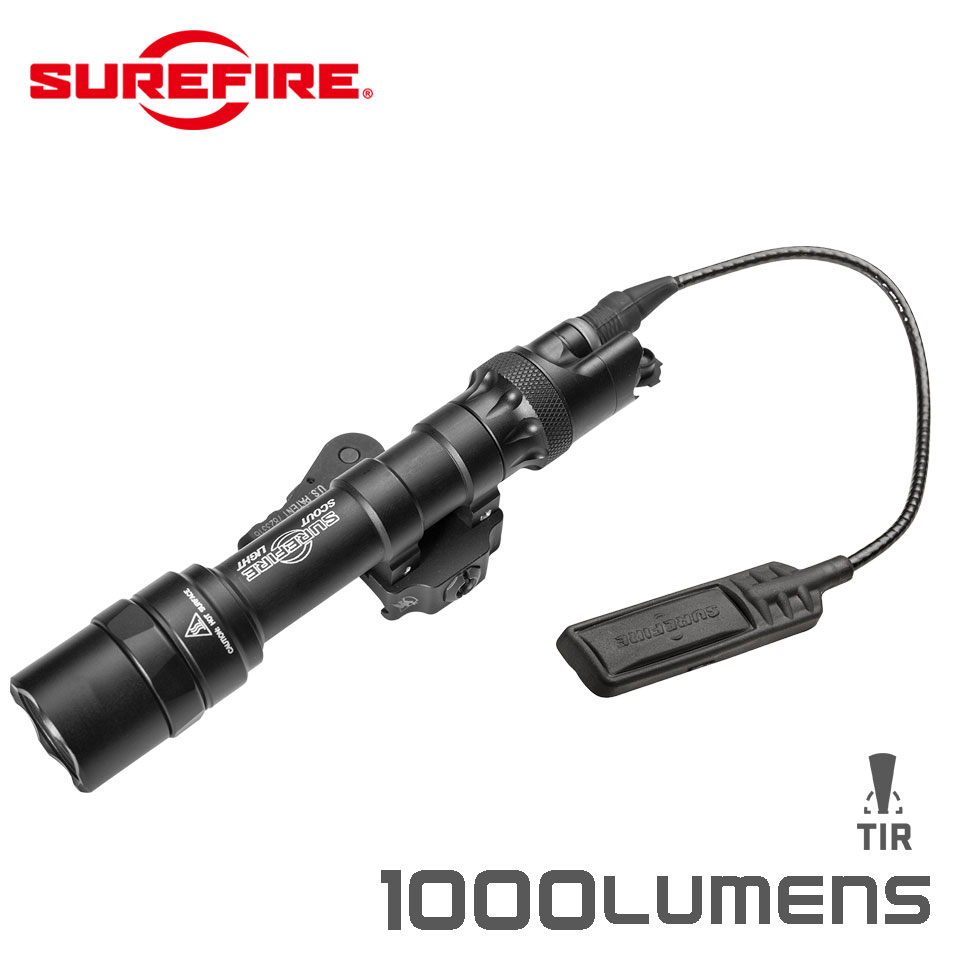 M622 ULTRA SCOUT LIGHT - 6 Volt Scout Light with DS07 Switch Assembly and ADM Weapon Mount