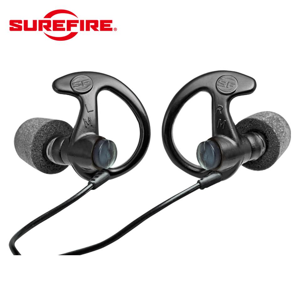 EP10 SONIC DEFENDERS ULTRA MAX - Full-Block Foam-Tipped Earplugs