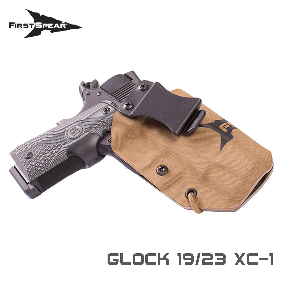 Glock SSV In-the-Belt Holster ? Glock 19/23 XC-1 Right-handed