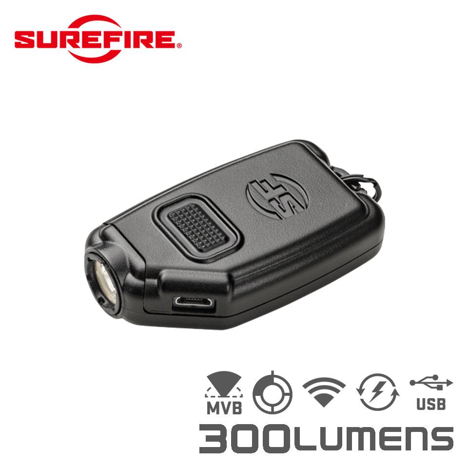 【数量限定】SIDEKICK - Ultra-Compact Variable-Output LED Flashlight