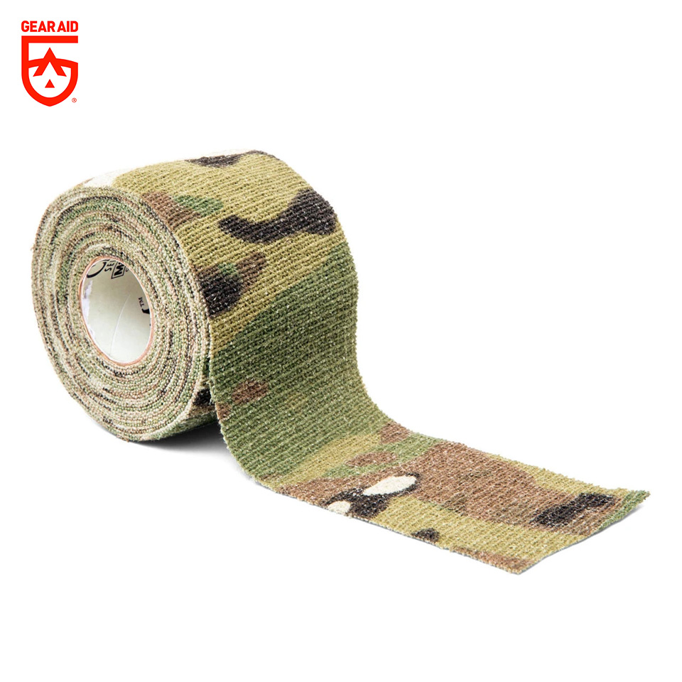 Camo Form Reusable Fabric Wrap - Multicam