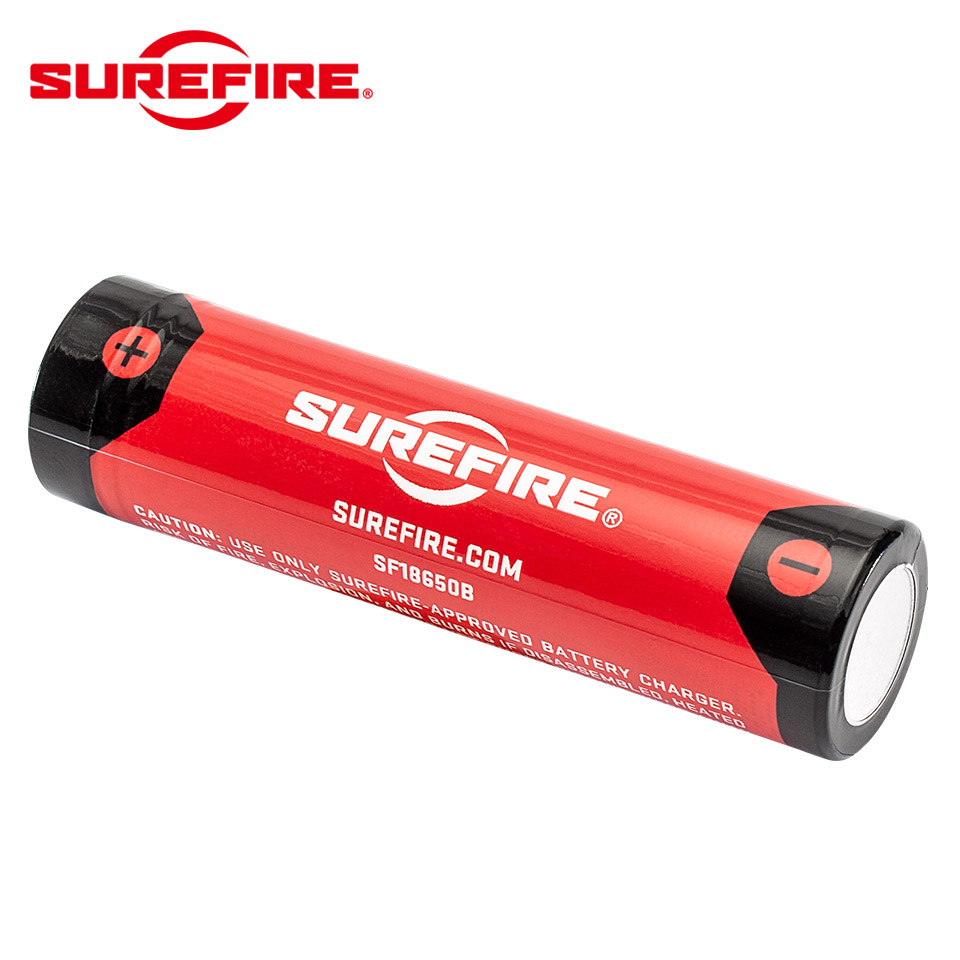 SF18650B - Micro USB Lithium Ion Rechargeable Battery