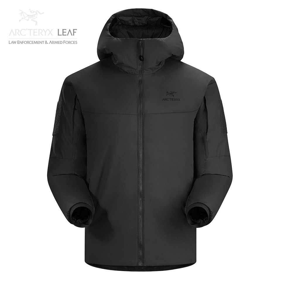 COLD WX HOODY LT MEN'S - Black