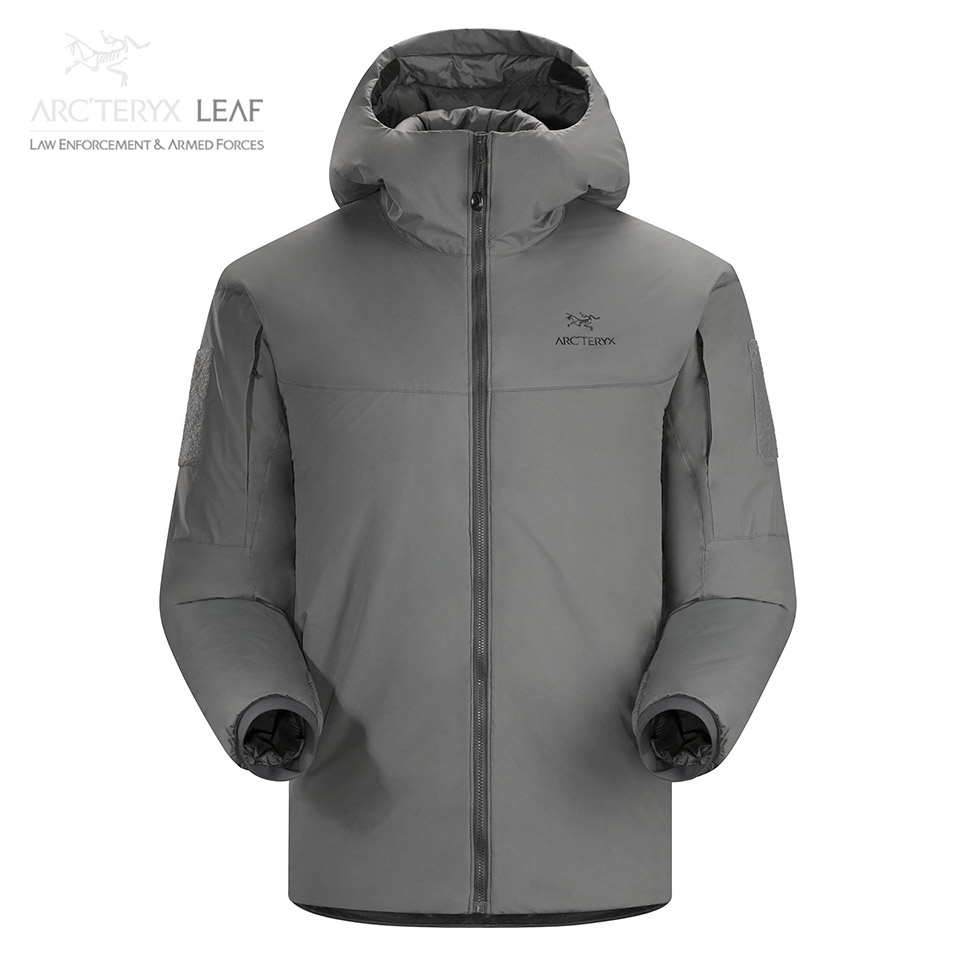 COLD WX HOODY LT MEN'S - Wolf