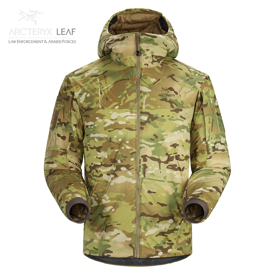 COLD WX HOODY LT MULTICAM MEN'S