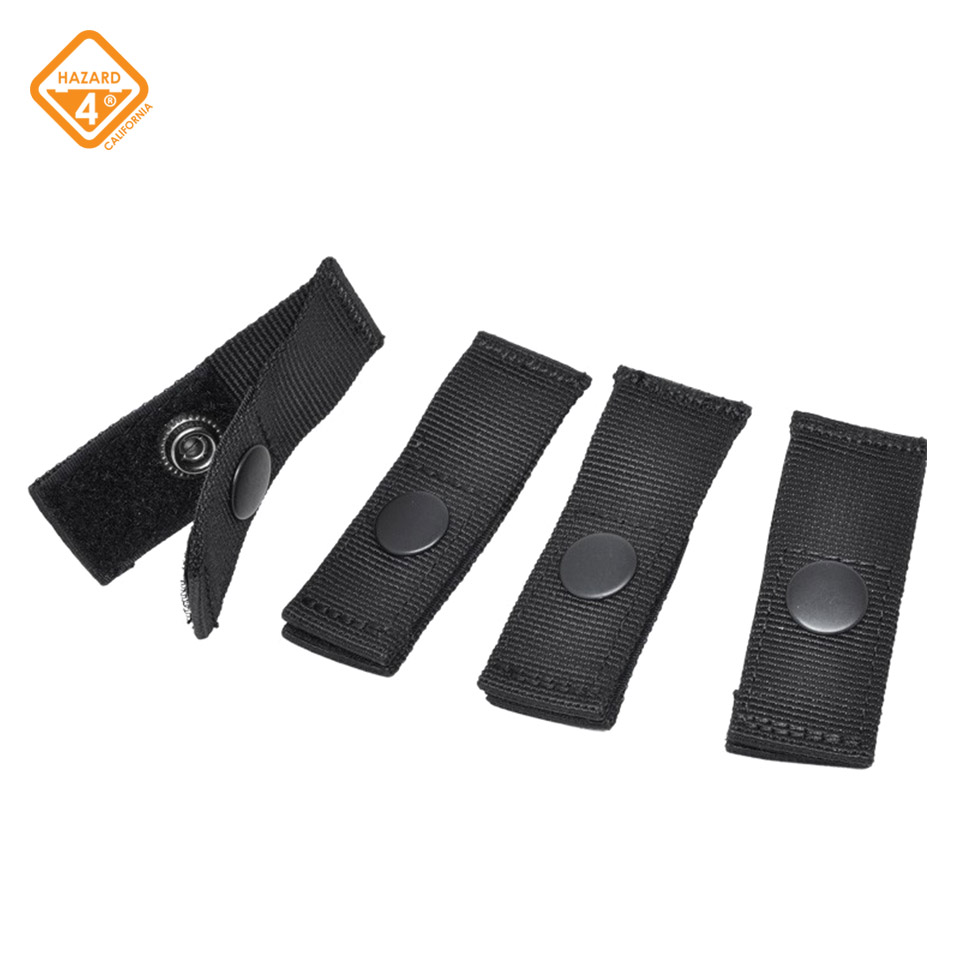Molle-Pal - mounting joints for webbing systems