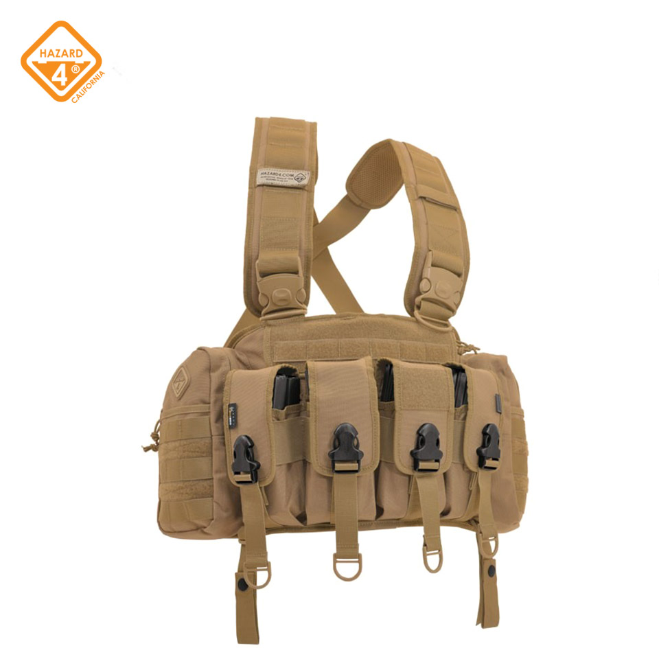 Frontline Assault - rifle loadout chest-rig