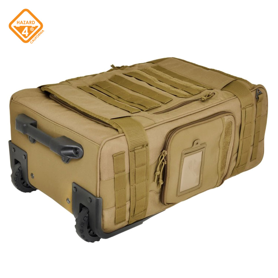 Air Support - rugged rolling carry-on