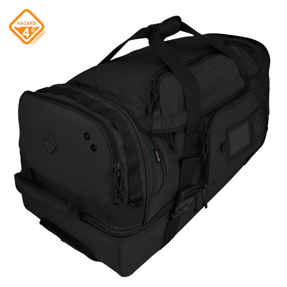 Shoreleave - compartmentalized rolling luggage