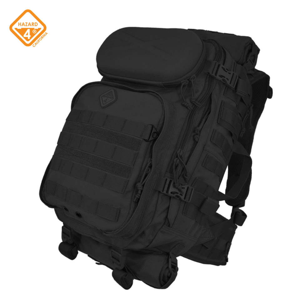 Overwatch rifle carry roll-pack