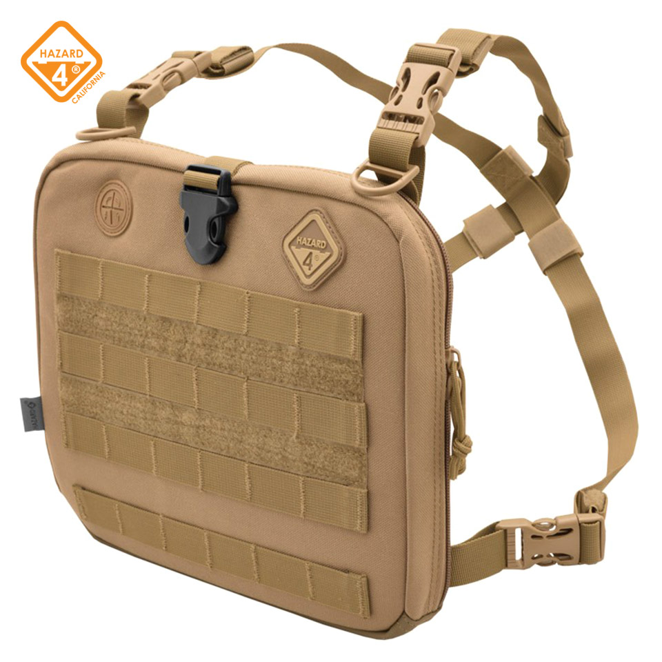 Ventrapack low-profile chest rig