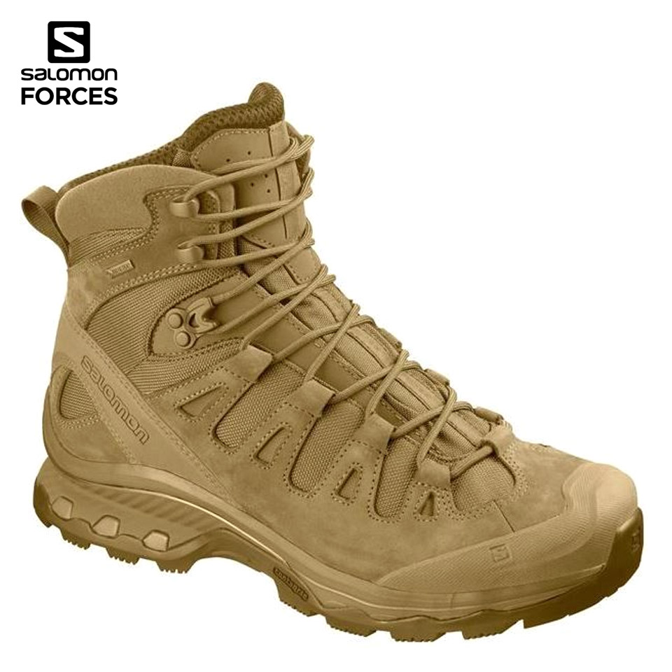 QUEST 4D GTX FORCES 2 - COYOTE BROWN/COYOTE BROWN/COYOTE BROWN